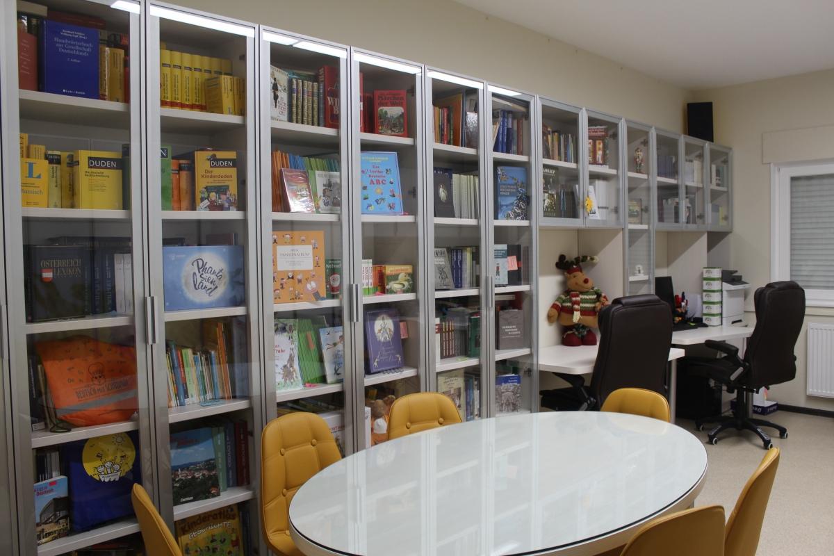 Methodisch-didaktisches Informationszentrum beim Kultur-und Geschäftszentrum der Russlanddeutschen in Kaliningrad